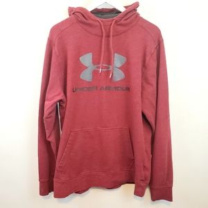 Under Armour Pullover Logo Hoodie